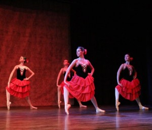 Byron Ballet Open Day Performance presented by Byron Ballet @ Byron Theatre