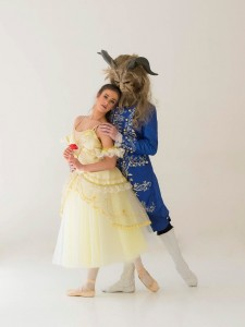 Beauty & The Beast presented by Victorian State Ballet & The Byron Theatre @ Byron Theatre