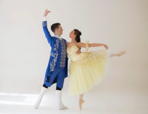 Beauty & The Beast presented by Victorian State Ballet at Byron Theatre