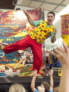 Johnny The Jester: Wild & Crazy Magic Show presented by Byron Theatre @ Byron Theatre