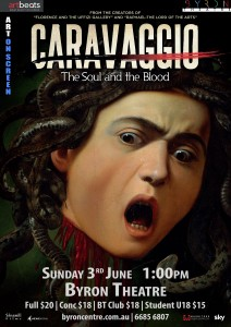 Caravaggio: The Soul and the Blood - Art on Screen presented by Byron Theatre @ Byron Theatre