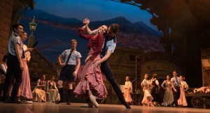 Carmen by Melbourne City Ballet at Byron Theatre