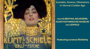 Klimt & Schiele: Eros and Psyche - Art on Screen presented by Byron Theatre
