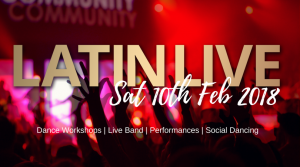Latin Live 2018 Presented by Picante Productions @ Byron Theatre