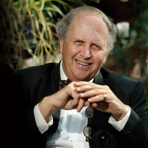 Alexander-McCall-Smith in conversation at Byron Theatre