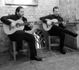 GUITARRA FLAMENCA feat. PACO LARA (Spain) & DAMIAN WRIGHT (Aus) at Byron Theatre