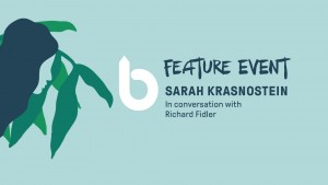 Byron Writers Festival presents Sarah Krasnostein in conversation with Richard Fidler @ Byron Theatre
