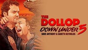 TheDollop - Down Under 5 at Byron Theatre