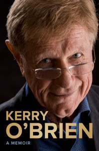 Byron Writers Festival presents Kerry O'Brien in conversation with Mick O'Regan @ Byron Theatre