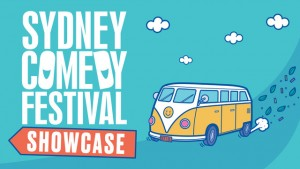Sydney Comedy Festival Showcase presented by Sydney Comedy Festival @ Byron Theatre