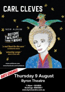 Before Twilight turns to Night presented by Carl Cleves @ Byron Theatre
