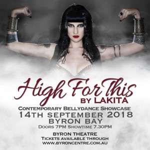 High For This By LAKITA Presented by The Ladies of The Lounge @ Byron Theatre | Byron Bay | New South Wales | Australia