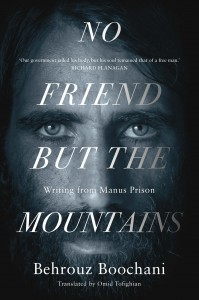 Behrouz Boochani In Conversation presented by The Book Room at Byron @ Byron Theatre