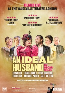An Ideal Husband by Oscar Wilde – World Theatre On Screen presented by Byron Theatre @ Byron Theatre