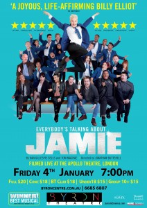 Everybody's Talking About Jamie – World Theatre On Screen presented by Byron Theatre @ Byron Theatre