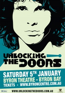 Unlocking The Doors at the Byron Theatre @ Byron Theatre