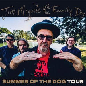 Jim Moginie and The Family Dog: Summer Of The Dog Tour presented by Select Music @ Byron Theatre